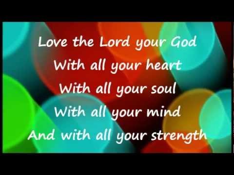 Children Worship - Love The Lord