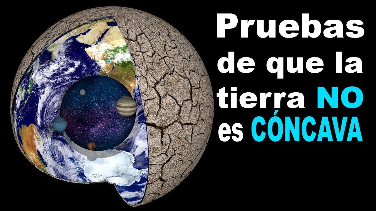 Por qué la Tierra NO es Cóncava?