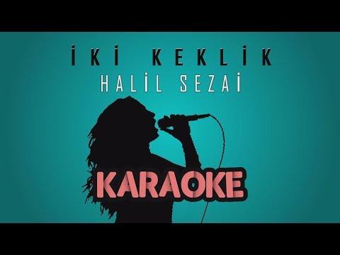 Halil Sezai - İki Keklik (Karaoke Video)