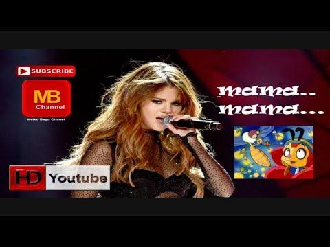 Parodi Selena Gomez Nyanyi Mama OST kartun Hachi (Honey Bee Hutch)