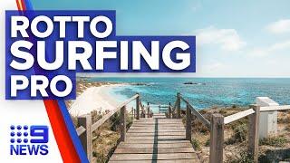 Rotto Becomes World Surfing Destination I 9News Perth