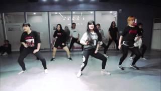 [송파댄스학원] 엔와이댄스 Christina Milian - Dip It Low Choreography By Jieun Girlshiphop