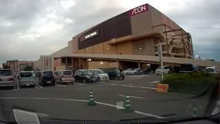 イオンモール各務原駐車場に入る ドライブレコーダー動画 みつちり Mitsu-chiri