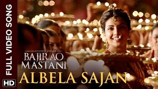Aayat (Video Song) | Bajirao Mastani (2015)