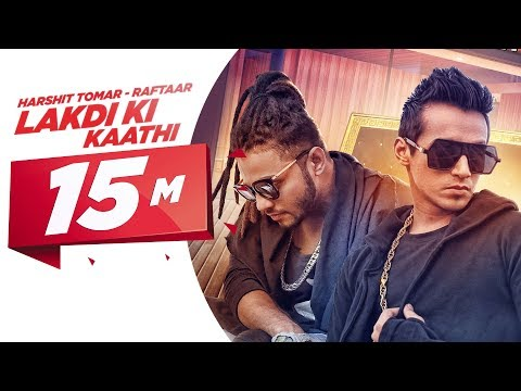 Thumbnail: Lakdi Ki Kaathi | Harshit Tomar Feat.Raftaar | JSL | Latest Punjabi Song 2016