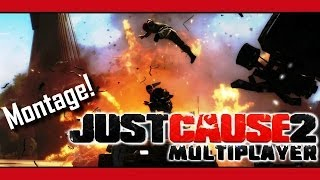 Just Cause 2 Multiplayer Madness Montage | Gameplay | - SWAG N' YOLO!