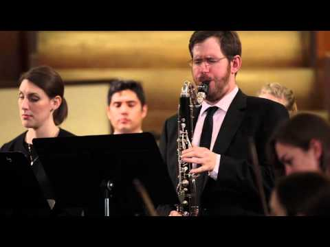 Jonathan Russell: Bass Clarinet Concerto • Kaleidoscope Chamber Orchestra