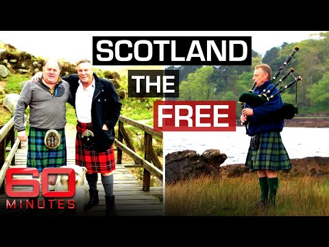 A Country And Families Left Divided: The Fight For Scottish Independence | 60 Minutes Australia