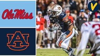 Ole Miss Vs #11 Auburn Highlights | Week 10 | College Football 2019