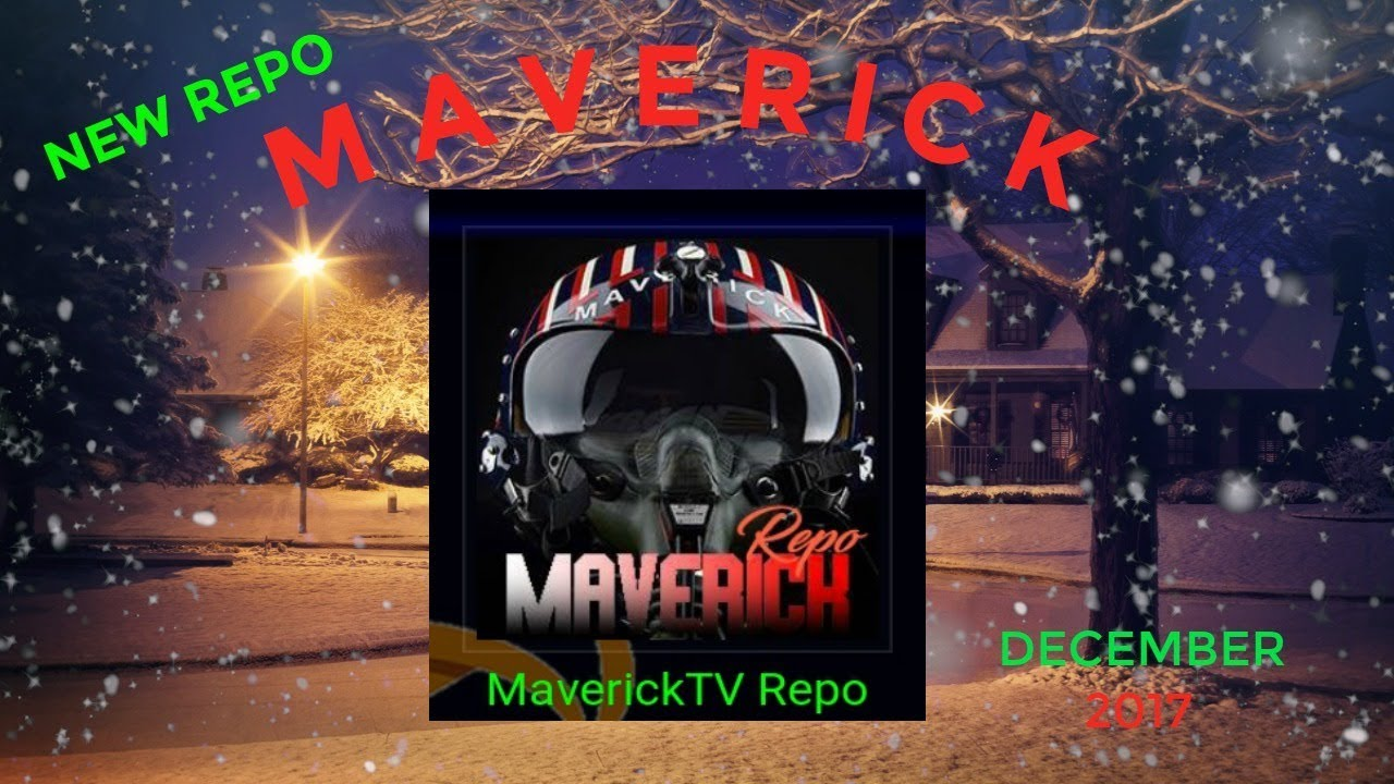 MAVERICK TV INSTALL | NEW REPO | MAVERICK FIX | NEW- At the Flix!
