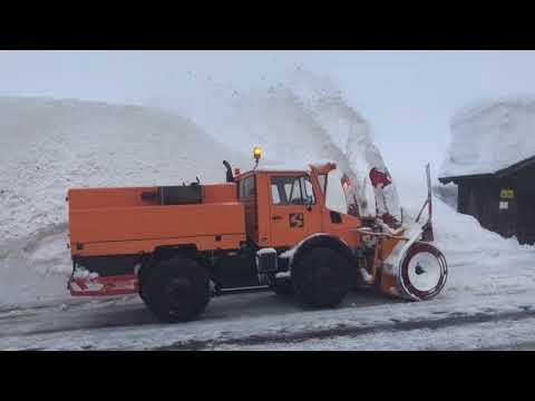 Stuben am Arlberg Januar 2018