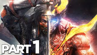NIOH 2 Walkthrough Gameplay Part 1 - INTRO (FULL GAME)