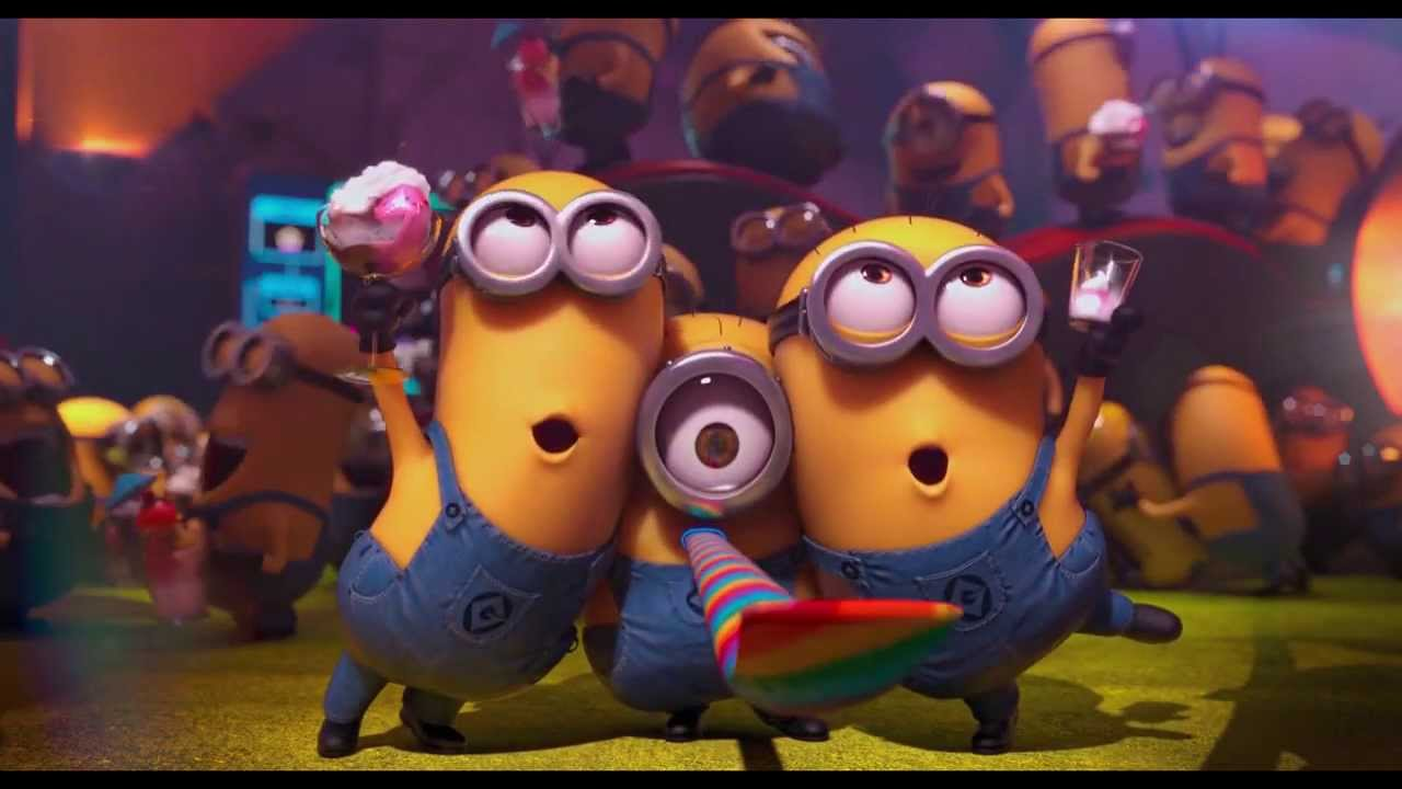 despicable me 2 minions another irish drinking song hd youtube