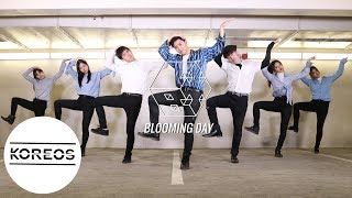 Download Video [Koreos] EXO-CBX 엑소 (첸백시) - Blooming Day 花요일 Dance Cover 댄스커버 MP3 3GP MP4
