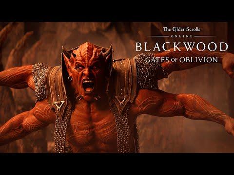 Download The Elder Scrolls Online - Gates of Oblivion Launch Cinematic