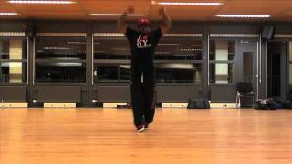 choreography by quon chris brown look at me now