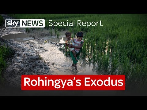 Rohingya's Exodus: A special report on Myanmar