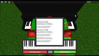 Roblox Virtual Piano| Imagine Dragons Demons|