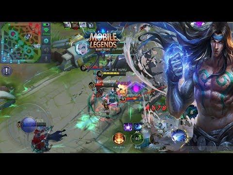 Mobile Legends Myanmar  Heroအသစ္ รีวิวฮีโร่