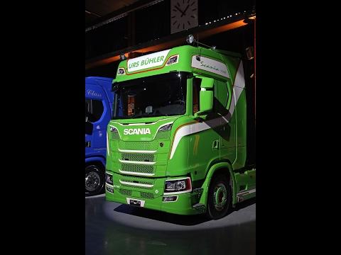 Scania Kundenporträt: Urs Bühler AG