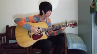 Come Back Home (2NE1) - Fingerstyle Guitar Short Cover