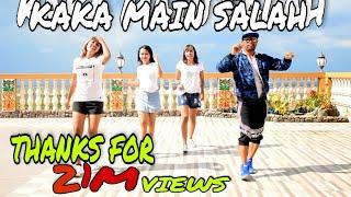 KAKA MAIN SALAH (Nona Pu Belis Mahal) || LINE DANCE || KUPANG NTT || CHOREO BY DENKA NDOLU ||