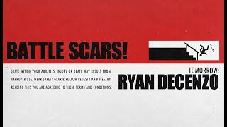 Ryan Decenzo's Battle Scars | Tomorrow...