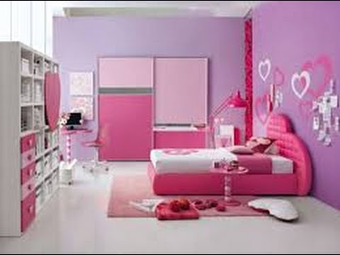 Beautiful Girls Rooms teenage girls rooms design beautiful ideas - youtube