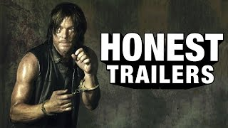 Honest Trailers - The Walking Dead: Seasons 4-6