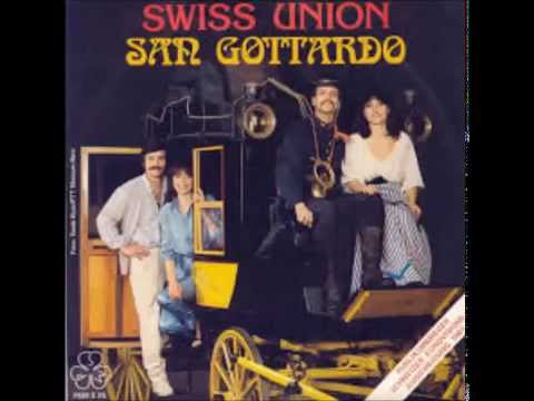 Eurovision  - Swiss Union - SAN GOTTARDO (1981)