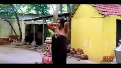 Mallu Aunty Sangavi exposing big boobs Hot Scene With Her Boyfriend