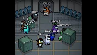 Sliker Plays Among Us Brain Dead Lobby With Faze Banks, Trainwrecks, Jellypeanut and More
