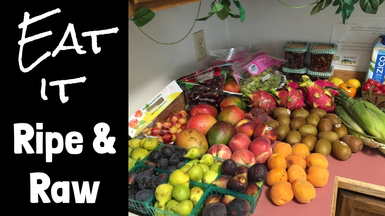 Watch How to Stay on a Raw Food Diet video