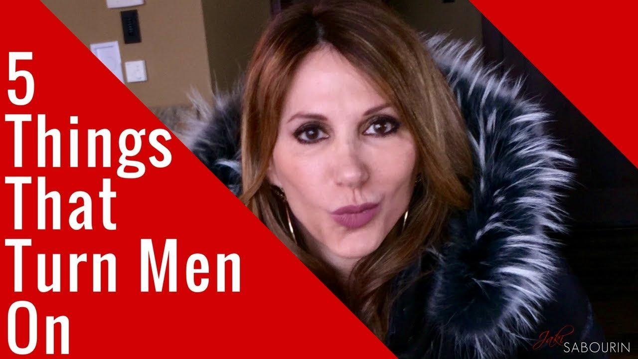 things that turn men on
