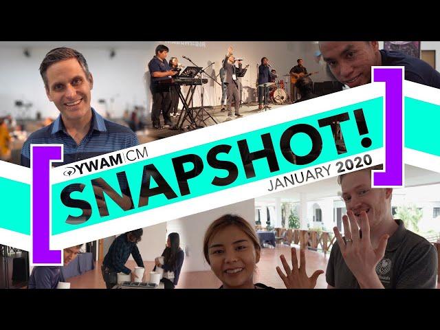 Snapshot / January 2020 / Fasting, Serving, & Loving on Regional Church Leaders!