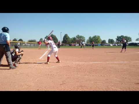 Allene Dennis 2020 Colorado 2017 RBI Double