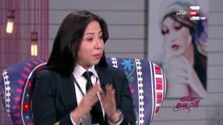 كابتن طيار ماجدة مالك: مهنطة الطيار مهنة مينفعش يبقى ليها غير رئيس واحد فقط
