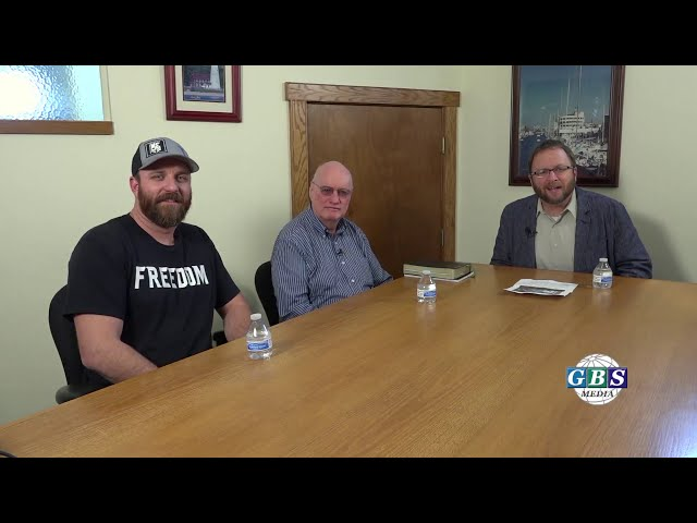 OT's Faith Matters: Randy Williams & Jeffery Kramer - Men's Encounter Ministry