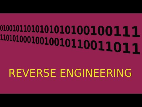 Reverse Engineering   Assembly Control Instructions   Beginners
