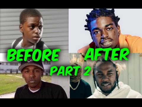 Rappers Before & After The Fame Part 2