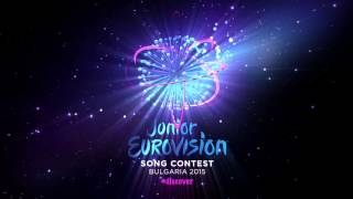 Official Animated Logo - Junior Eurovision 2015!
