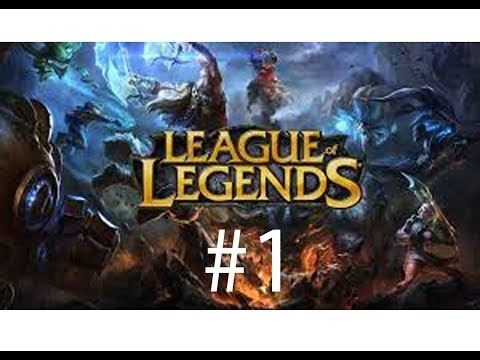 League Of Legends Funny Moments #1