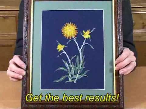 frame needlework try the