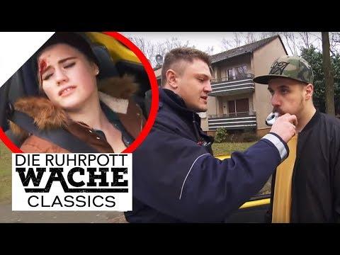 Gefhrlicher Unfall: Fahrer ohne Fhrerschein!   Best-of #Smoliksamstag   Die Ruhrpottwache   SAT.1