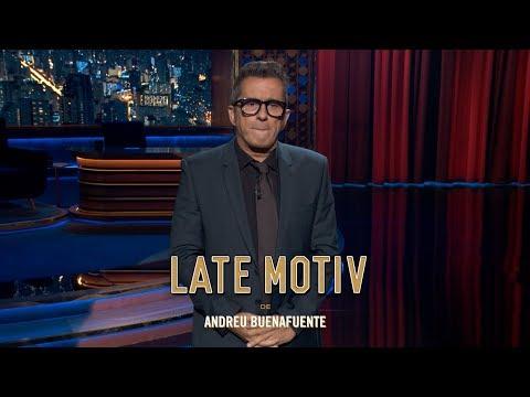 "LATE MOTIV - Monólogo de Andreu Buenafuente. ""¡Soy Copérnico!"" | #LateMotiv443"