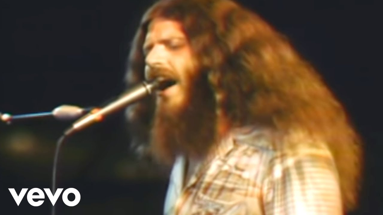 Kansas Dust In The Wind Official Video Youtube