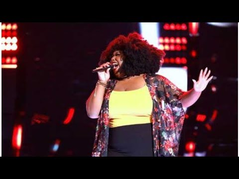 Kyla Jade sang the angel version of 'Let It Be' on 'The Voice' Top 8 Night: She's a shoo-in for t...