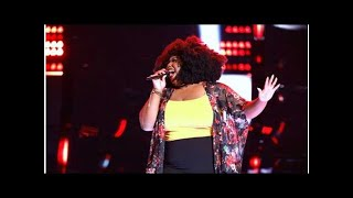 Kyla Jade sang the angel version of 'Let It Be' on 'The Voice' Top 8 Night: She's a shoo-in for t... Mp3