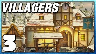 Villagers Part 3 - Play Banished - Lets Play Villagers PC Gameplay