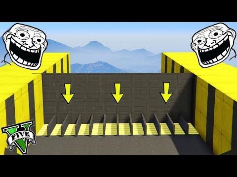 GTA 5 ONLINE 🐷 MEGA TROLL !!! 🐷 GARE TROLL 🐷N*75🐷 GTA V ONLINE 🐷 DAJE !!!